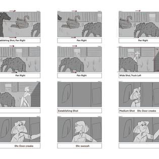 Digital Storyboarding 1
