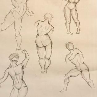 Bridgman Gesture Study