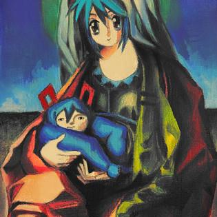 alison-cass-acrylics-art-histroy-sheba