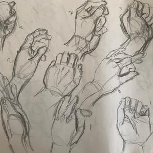 jessica-sheng-grade-10-gesture-drawin
