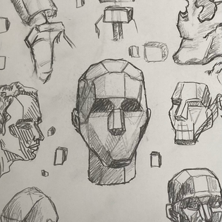 Head Analysis Graphite