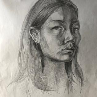 annette-kim-11th-grade-_self-portrait_-3