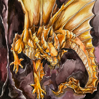 How to Paint Your Dragon