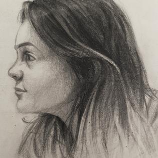 allison-cass-10th-grade-self-portrait-si