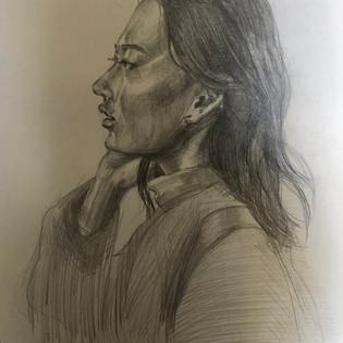 annette-kim-11th-grade-_self-portrait_-s