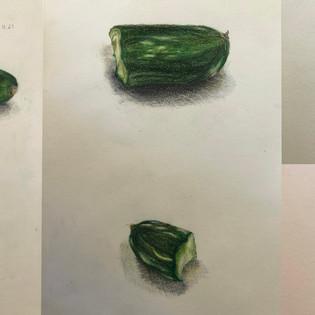 grace-shin-9-eating-a-snack-drawingjp