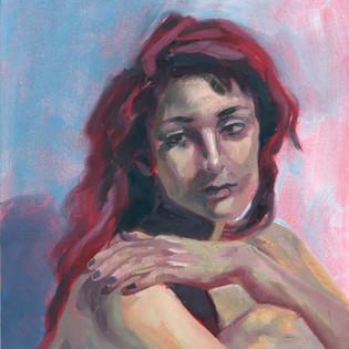 Oil Portrait 3