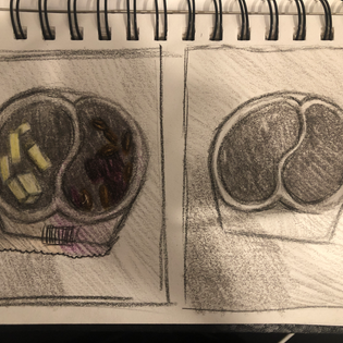 Snack Drawing 2
