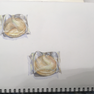 Snack Drawing 1
