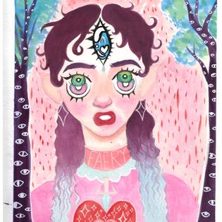Faery Watercolor