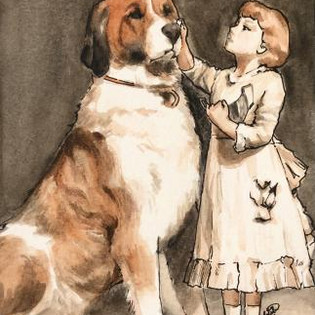 fatima-mai-watercolor-art-history-sheba