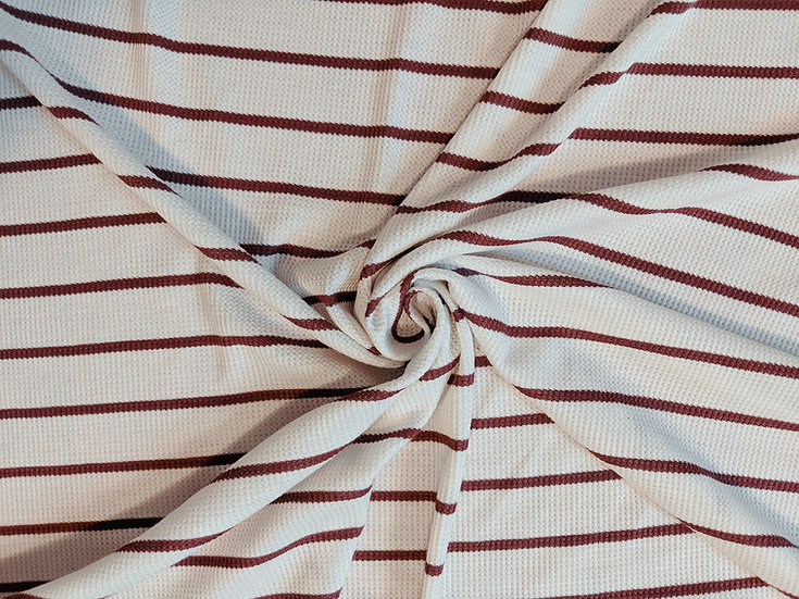 White with Cedar Stripes   You Pick