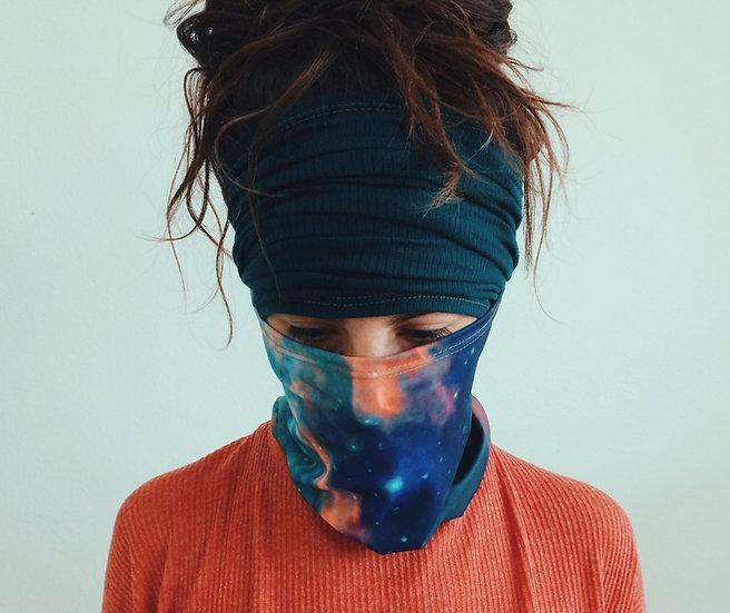 Spandex Mask/ Headband