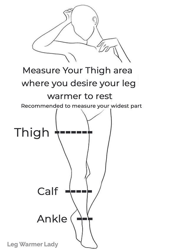 how-to-measure-size-leg-warmer
