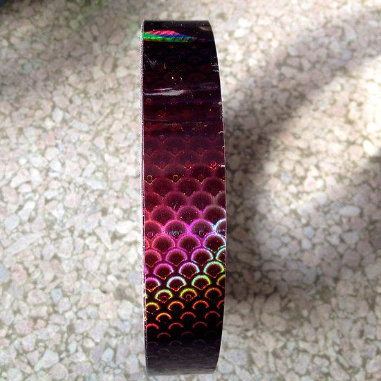 Rasta Komodo Peacock Tape