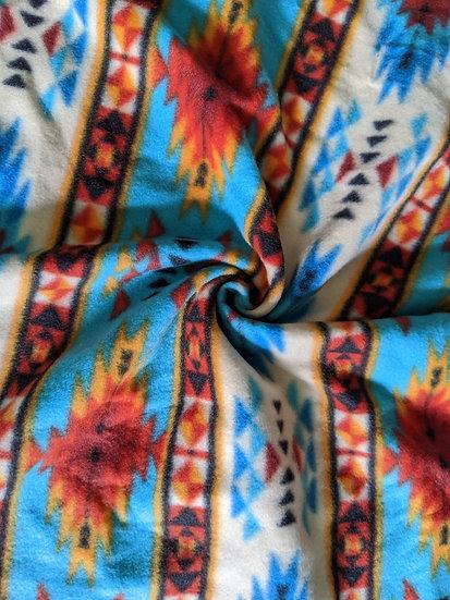 Tribal Aztec Fleece | You Pick