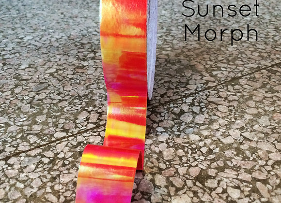 """1"""" Red Sunset Morph"""