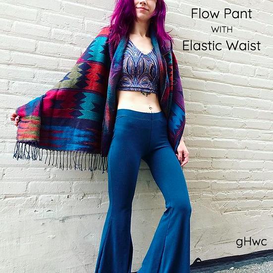 [L] Cotton Flow Pants