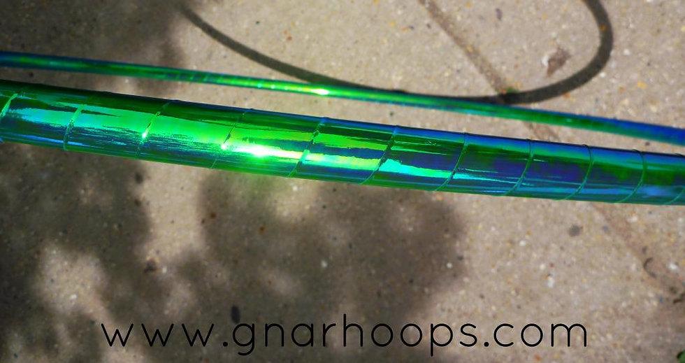 Palm Aurora Hoop