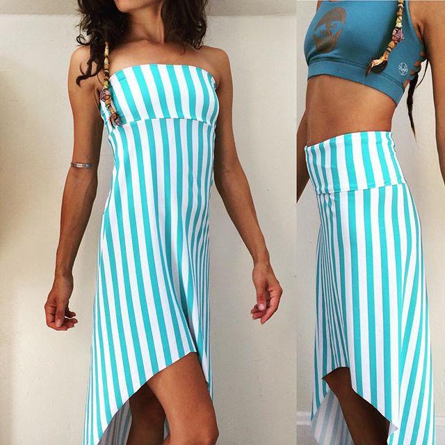 Maxi Skirt or Tube Dress?