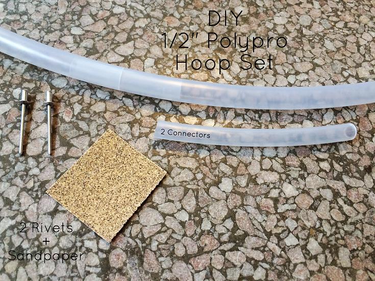 """1/2"""" DIY Hoop Set"""