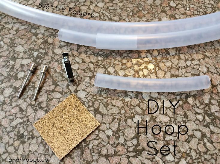 """5/8"""" DIY Hoop Set"""
