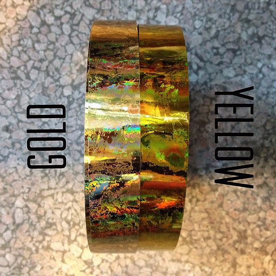 Gold Nebula Tape