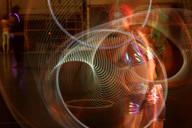 led-hula-hoop-performance