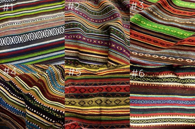 New Nepalese Fabric Options
