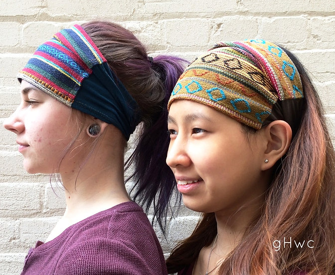 Nepalese Wide Headband