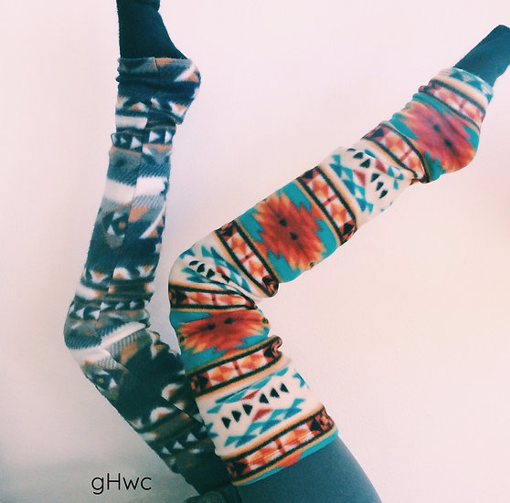 Mix & Match Leg Warmers