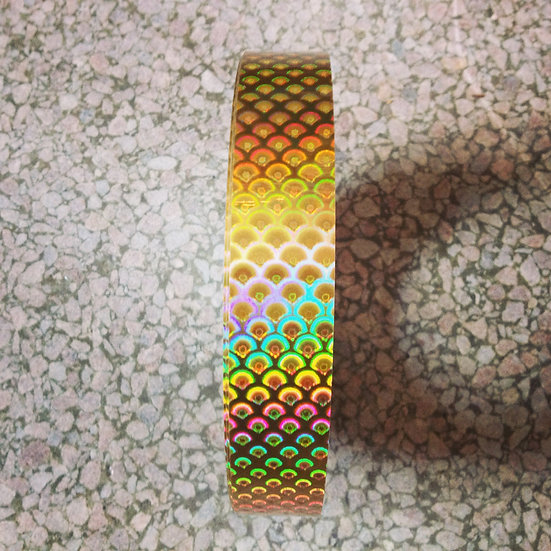 Gold Peacock Tape