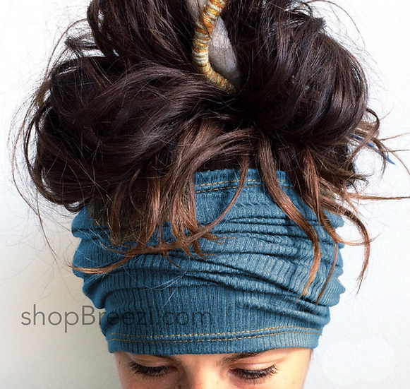 Wholesale Rib Knit Dread band