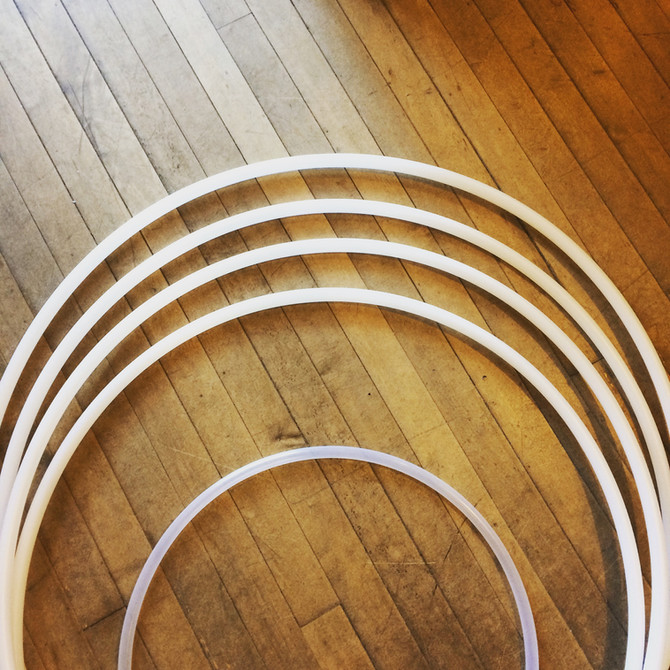 Hula Hoop Size