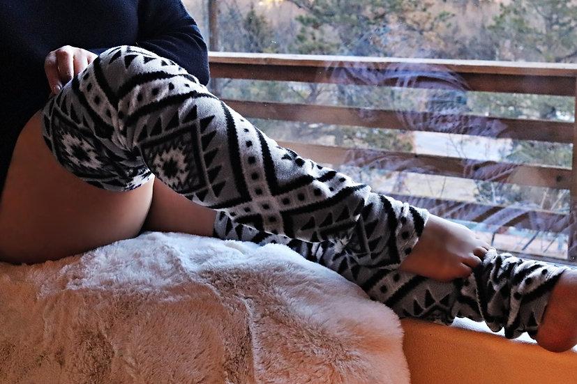 Specialty Size | Fleece Leg Warmers
