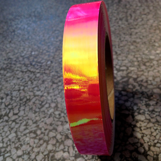"1"" Pink Sunset Morph Tape"