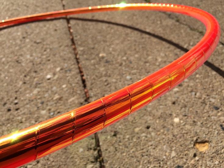 UV Lava Taped Hoop