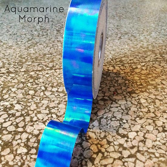 """1"""" Aquamarine Morph Tape"""