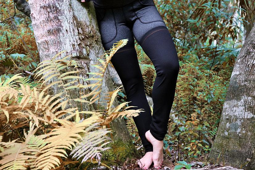 Specialty Size | Elastic Rib Leg Warmer