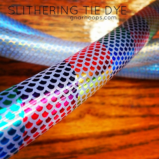 Slithering Tie Dye Tape