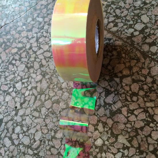 """1"""" Translucent Sherbert Morph Tape"""