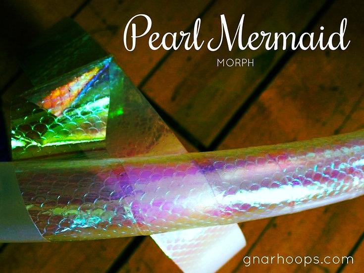 Pearl Mermaid Rainbow Hoop