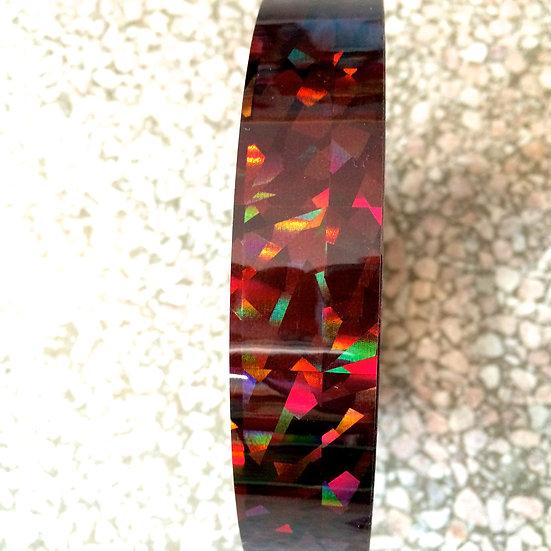 Rasta Kaleidoscope Tape