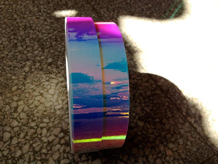 "1"" Moon Rainbow Morph Tape"