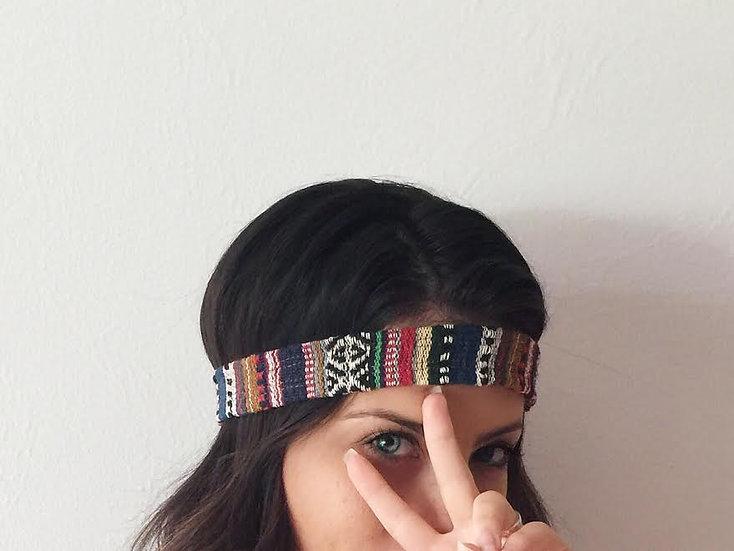 Nepalese Tribal Headband