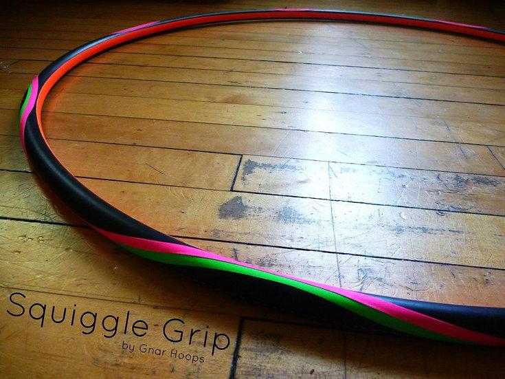Squiggle Grip Beginner Hoop