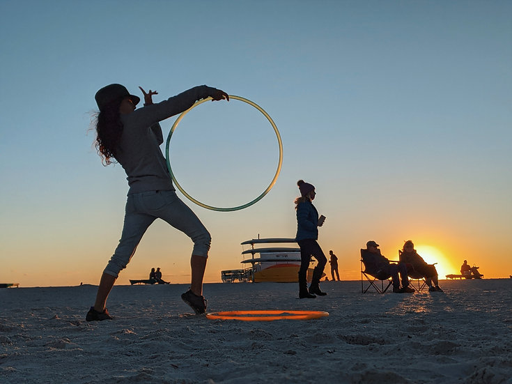 Hoop Dance Workshop