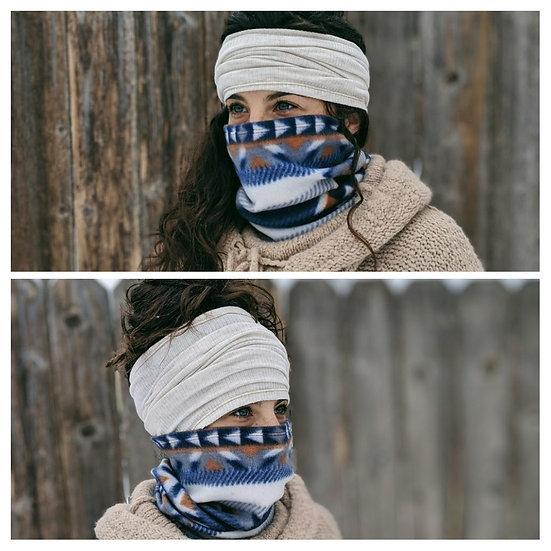 Aztec Mask/ Headband