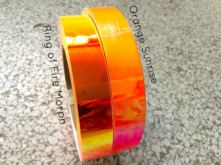 Ring of Fire Morph Tape
