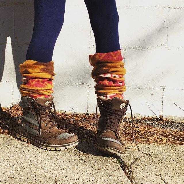 bunched_leg_warmer_cuff